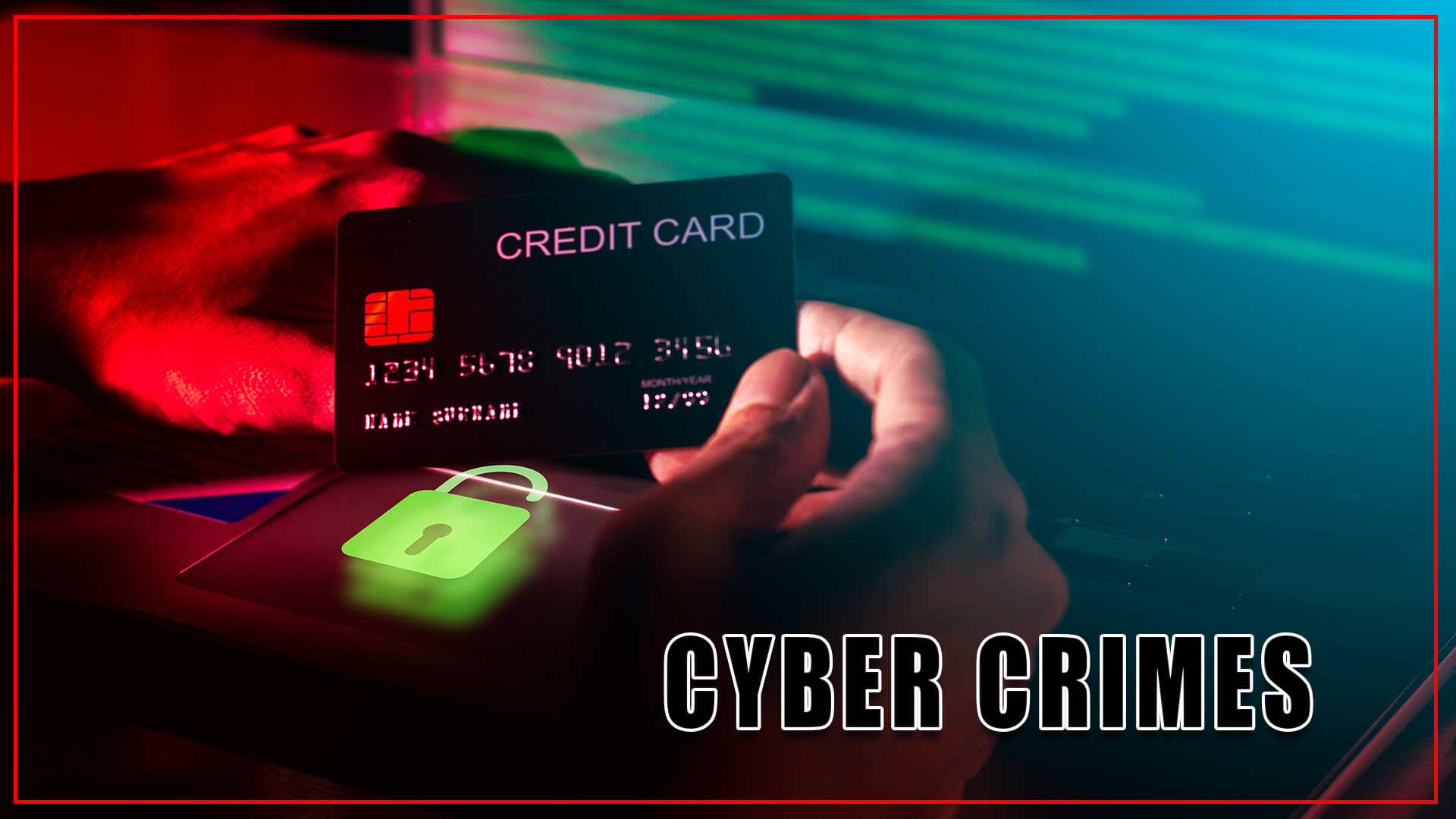 protect yourself Cyber Crimes