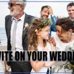 Invite on Your Wedding
